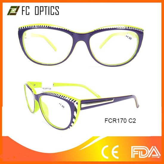 cd1430f53bd9 771956409d China Fashion Plastic Lady Reading Glasses - China Reading  Glasses .