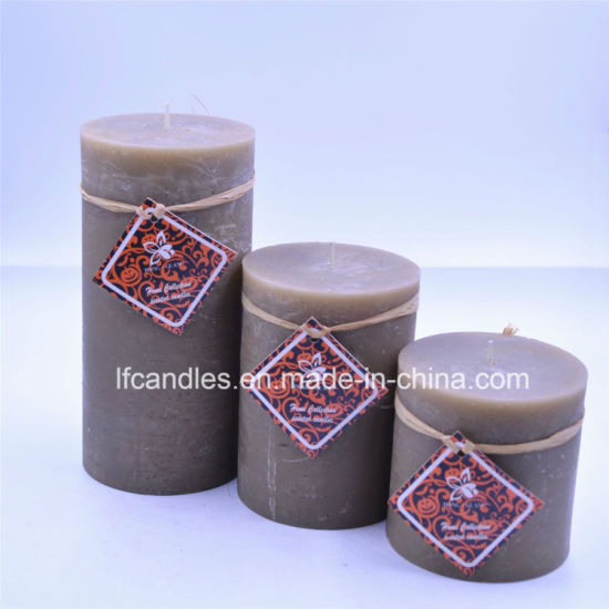 Rustic Candle pictures & photos
