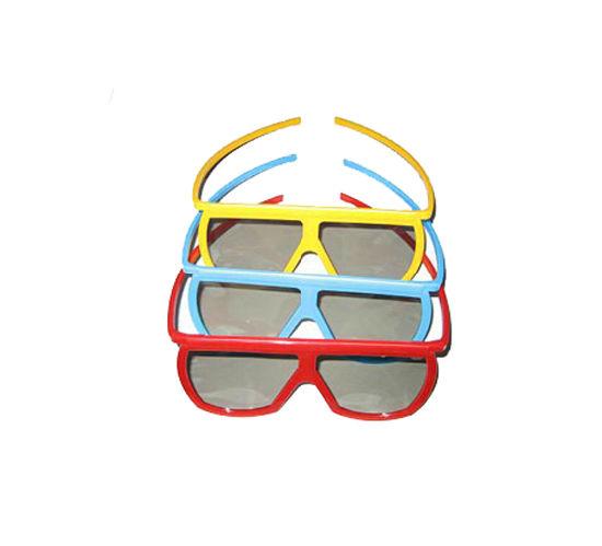Hot Sale Smart, Comfortable Kid 3D Active Glasses