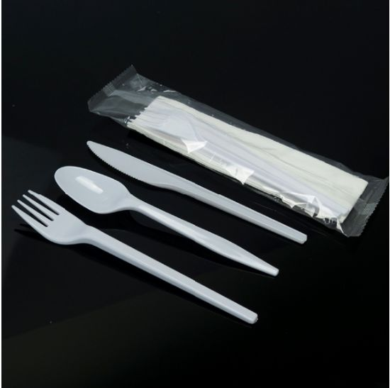 China 3 In 1 Flatware Cutlery Set