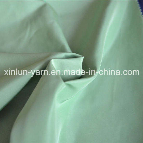 Ripstop 100% Polyester/Nylon Pongee Fabric for Suits Lining/Home Textile/Bag pictures & photos