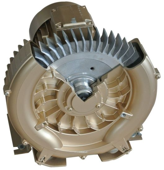 Regenerative Blower with Three Phase Single Stage for Water Aeration pictures & photos