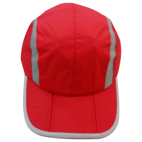 b7f4040983f China Hot Sale Polyester Sport Cap with Net 1627 - China Sport Caps