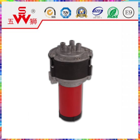 China Electric Horn Motor Compressor pictures & photos