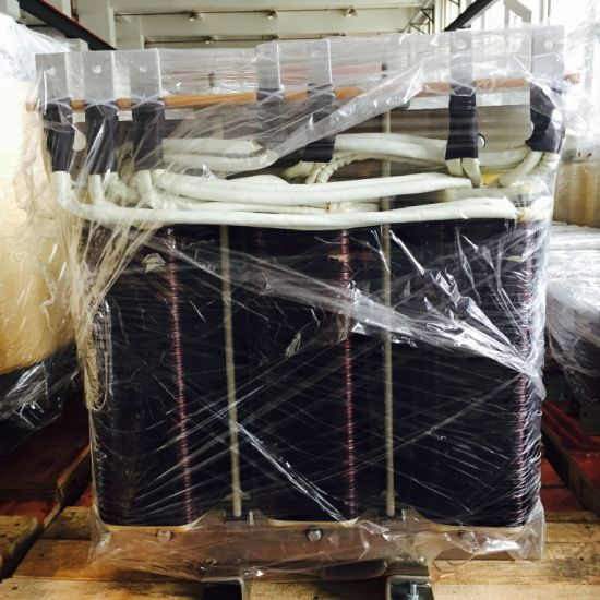 Overload Capacious 700kVA Dry-Type Voltage Transformer for Rail Transport pictures & photos