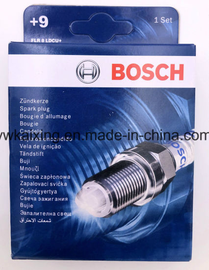 4 Bosch Z/ündkerzen Set Nickel