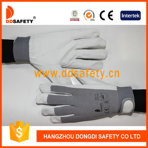 Hot Selling Pig Leather Working Safety Golf Gloves