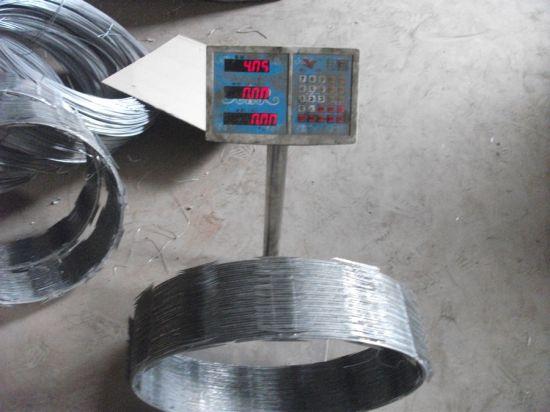 High Security Galvanized Razor Wire Bto22 to Nigeria Market