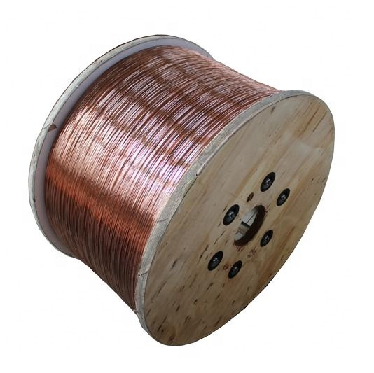 Factory Supplier Price Copper Clad Aluminum Wire CCA Wire pictures & photos