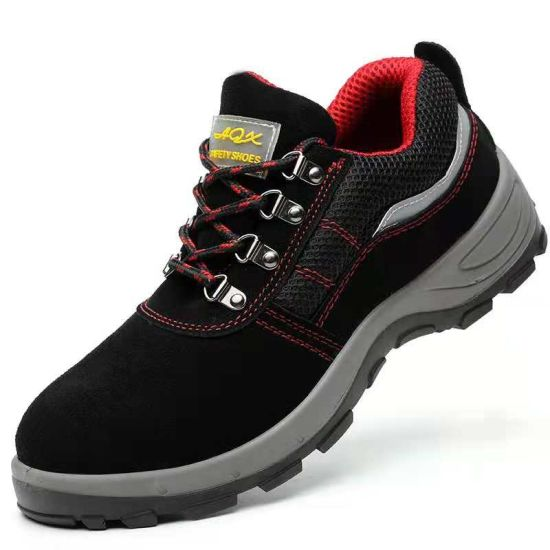 Fashion Cheap Price Industrial Safety Shoes Men Steel Toe Cap pictures & photos