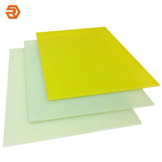 Epoxy Resin Fiberglass Fr4/G10 Sheet/Plate for Making G10 Washers