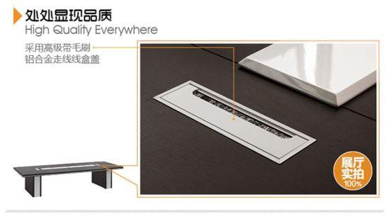 Aluminum Alloy Desktop Grommet Box