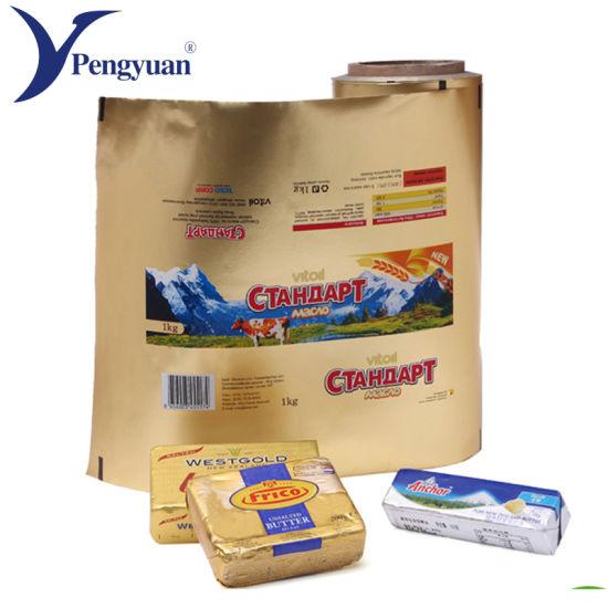 Food Packaging Chocolate Bags Foil Laminates Paper