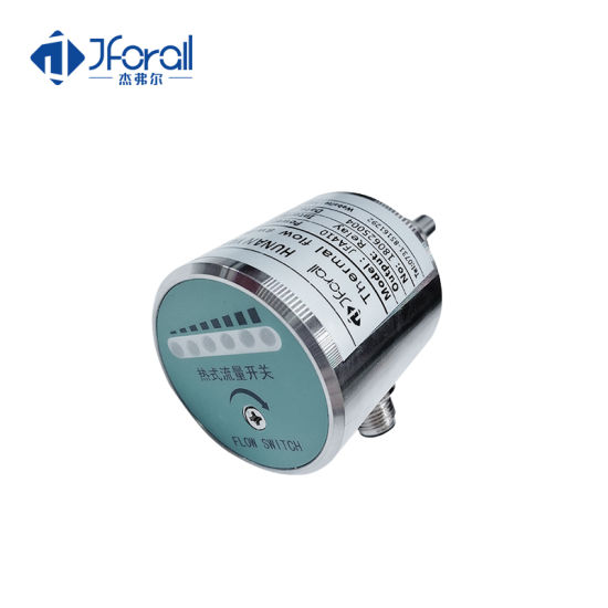 Jfa410 High Accuracy Stainless Steel Thermal Water Air Oil Flow Switch