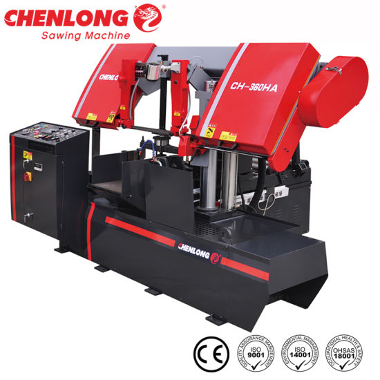 Automatic Bandsaw Machine for metal cutting up to dia. 360mm (CH-360HA)