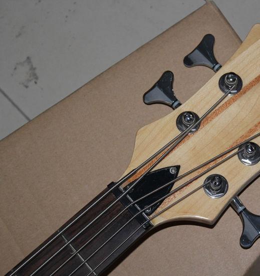 Replica of 5 Strings Ken Smith Bass Screwed Bolt-on Type Bass Guitar