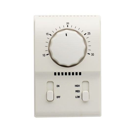 Mechanical Thermostat on off Switch Temperature Controller Air Conditioning