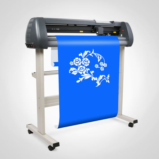 "870mm Vinyl Cutter Sign Cutting Plotter W/Artcut Software Design/Cut 34"" pictures & photos"
