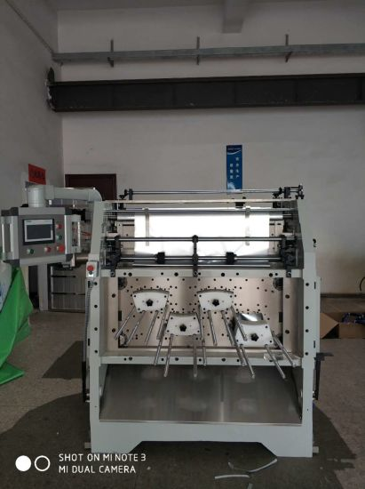 Punching Machine, Die Cutting Machine, Paper Cup or Paper Plate Blank Punching Machine Cc1080