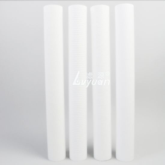 Industrial Water Filter Cartridge/PP Sediment Filter 10 20 30 40 Inch