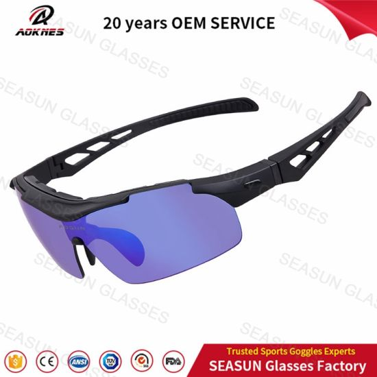 8883a8860b Polycarbon Cycling Sunglasses Polarized Outdoor Sports Goods Bicycle  Glasses Bike Sunglasses Tr90 Goggles Eyewear