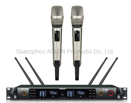 Vocal Wireless Microphone for KTV, Conference Room, School Microphone