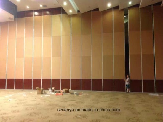 Movable Sound Proof Partition Wall for Hotel pictures & photos