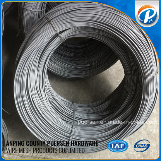 China Low Carbon Soft Black Annealed Wire Use in