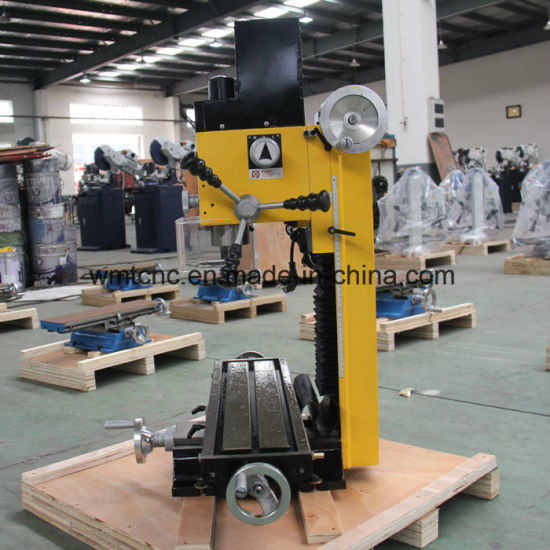 Vertical Mill ZAY7025V Variable Speed Milling and Driling Machine with CE Standard pictures & photos