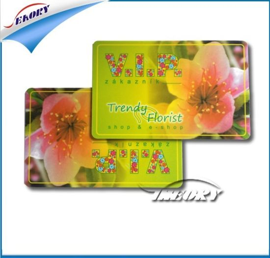 Chip S50, S70 PVC Card Blank Smart Card for E-Partking Hotel Library Bank pictures & photos