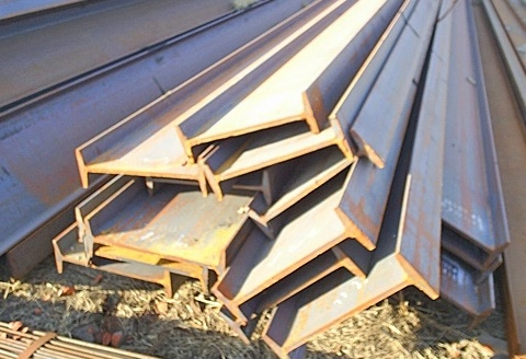 Lightweight I Beam with High Strength Structure The Welding Type