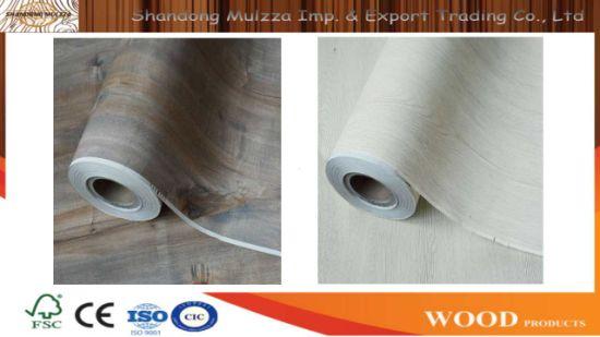 New Design Wood Grain Decorative Paper for Laminate