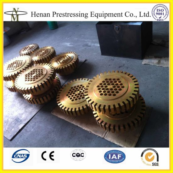 Multi-Hole Round Anchorage Coupler Maded in China Manufacturer