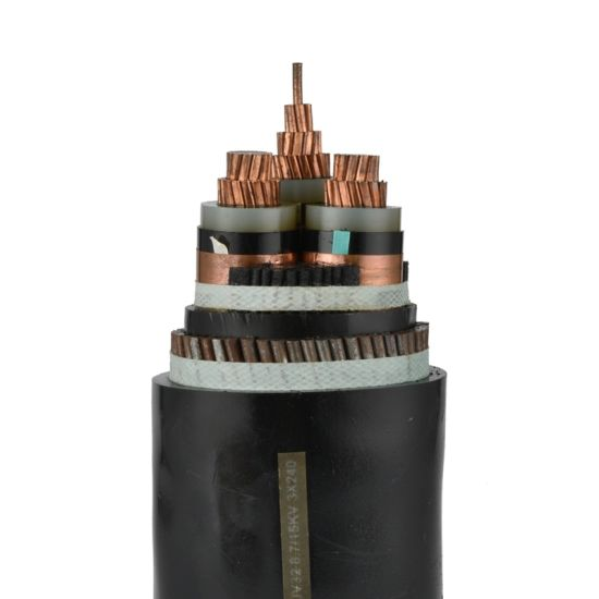 Aluminium/Copper Conductor, Single Core or Multi-Core Power Cable. Cross Linked Polyethylene XLPE Insulated Power Cable.