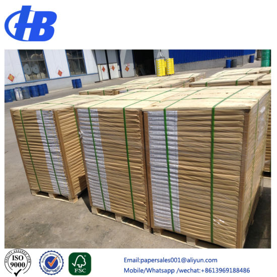 China Carbonless Paper/NCR Paper Stocklot in Sheet and Roll - China