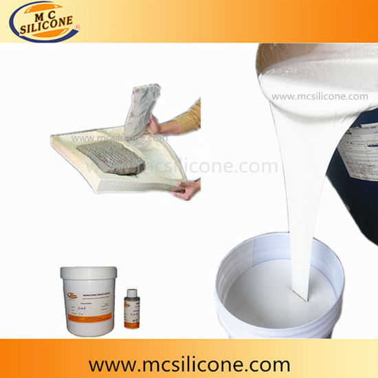 Silicone Rubber for Concrete Stone Tile Mold Making (MCSIL-2066) pictures & photos
