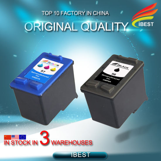 Recycled Ink Cartridge for HP56 HP57 Refill Machine