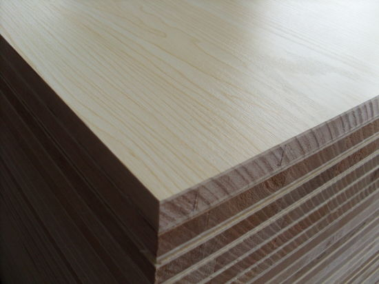 1220*2440mm Blockboard/Blockboard for Furniture and Decoration pictures & photos
