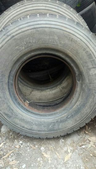 Used Truck Radial Tyre 1000r20, Specially for Indian Market. pictures & photos