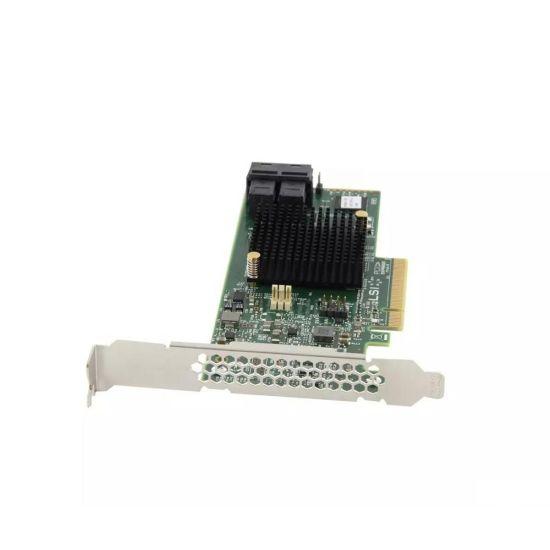 China LSI Megaraid Sas 9341-8I/LSI 00407/ 8port SATA/Sas PCI-E3 0