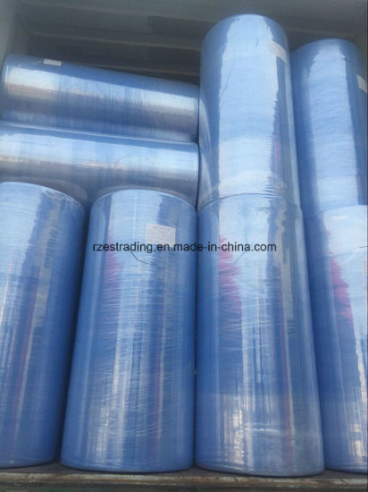 Medical Grade SMS Nonwoven Fabric/Non-Woven Fabric/Non Woven Fabric pictures & photos