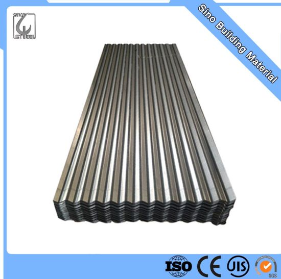 Building Steel Material Galvanized Metal Corrugated Roofing Sheet