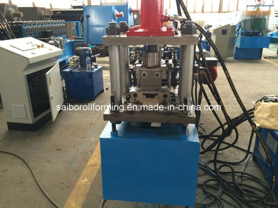 Yx15-40 Purlin Roll Forming Machine