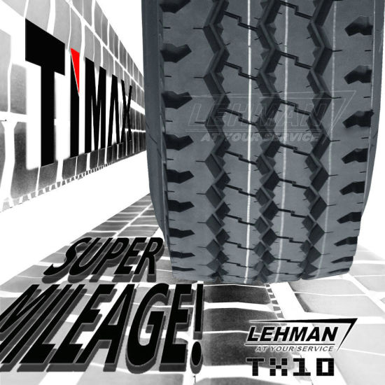 Timax Long Mileage R16 Light Truck Radial Tyre (8.25R16 825R16) pictures & photos