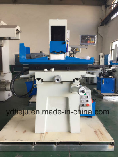 China Hydraulic Surface Grinding Machine with Digital Display pictures & photos