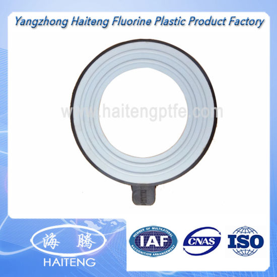 Pure PTFE Gasket pictures & photos