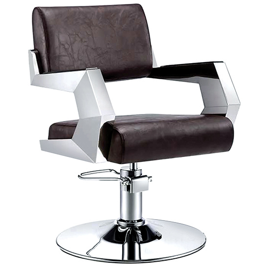 Styling Chairs Salon Hair Equipment Portable Barber Chair