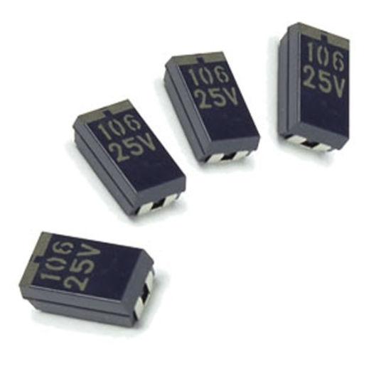 220UF 10V D Case SMT Tantalum Capacitor