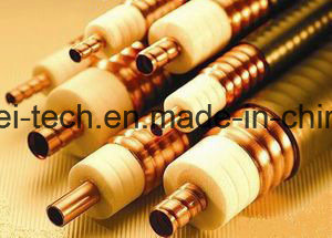 "1/4"" Radio Frequency Feeder Coaxial Communication Cable pictures & photos"
