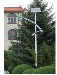 Solar Street Light with 90W LED Lamp pictures & photos